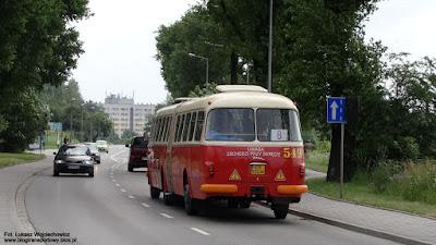 Jelcz 021 z MPK Kraków