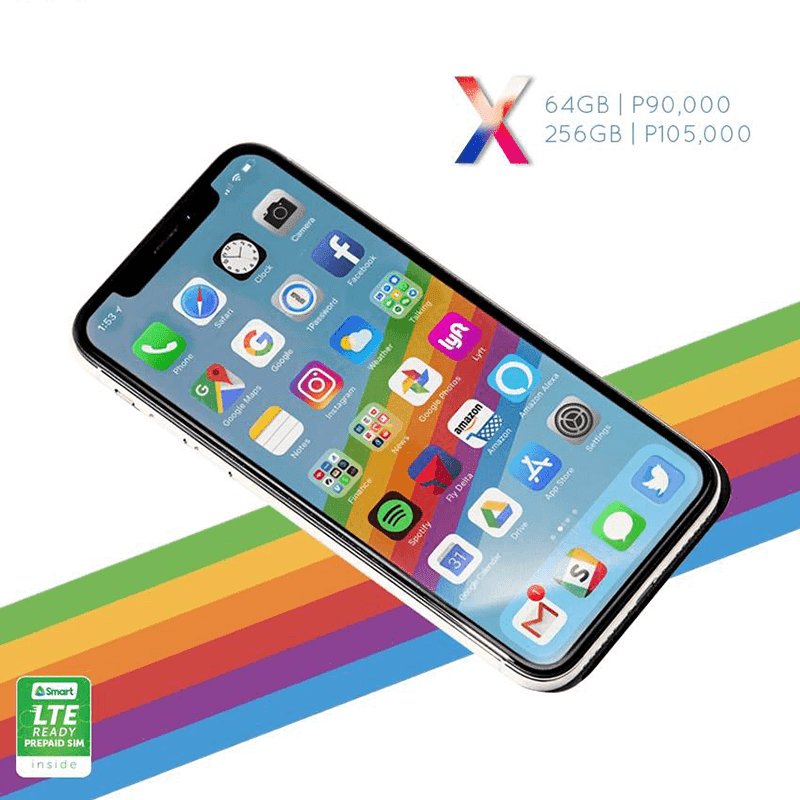 Apple's iPhone X is now unofficially on pre-order in the Philippines, price starts at PHP 90K