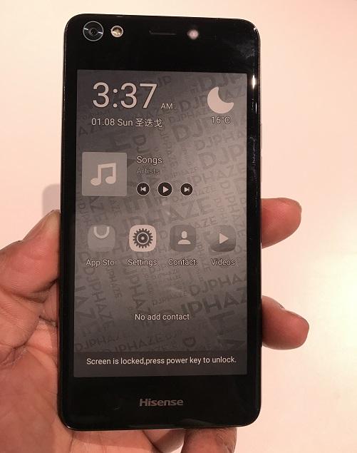 Smartphone Hisense A2 2