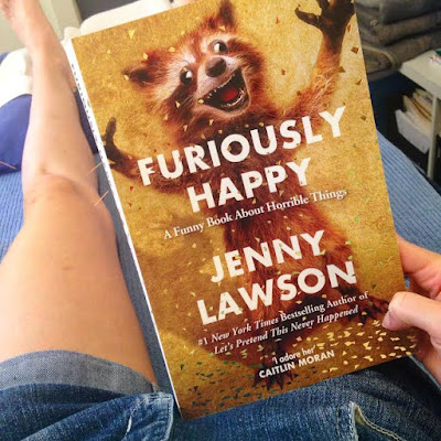 Furiously Happy by Jenny Lawson Review