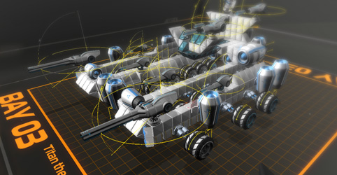 Download Game Robocraft Free - Gam3 Gratis