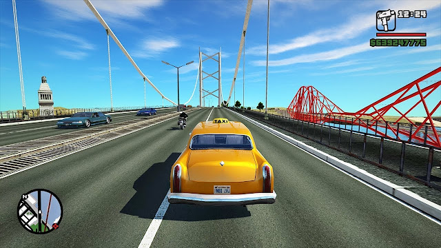 GTA San Andreas RLSA 2.0 ENB High Pc Download