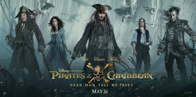 Pirates of the Caribbean: Dead Men Tell No Tales free online movie