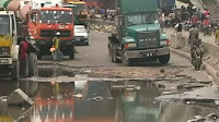 THREATEN TO STRIKE OVER BAD ROADS BY NIGERIAN DOCKERS