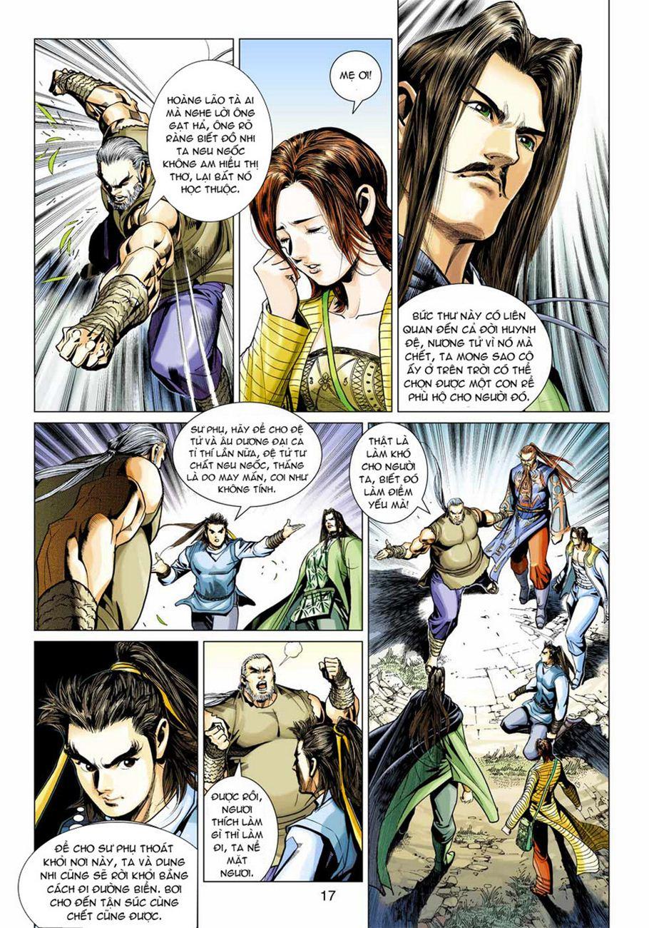 Anh Hùng Xạ Điêu anh hùng xạ đêu chap 47 trang 17