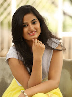 Ankitha Cute Photoshoot-cover-photo