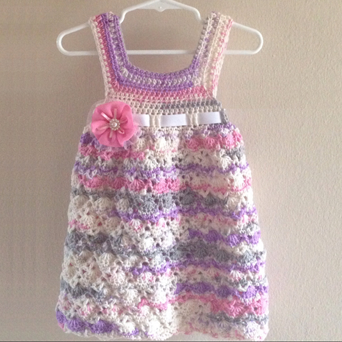 Vintage Toddler Dress - Free Pattern