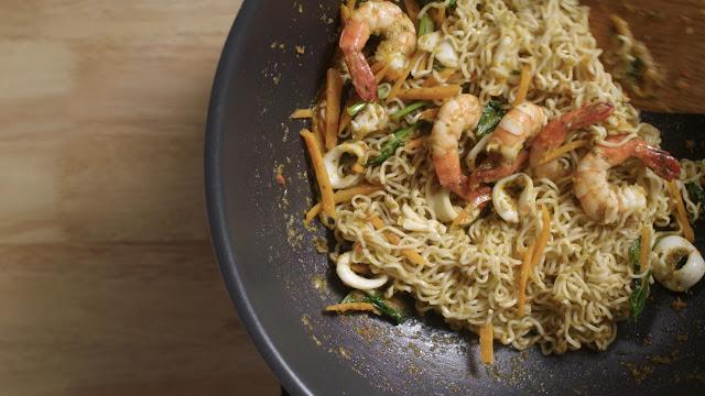 Resepi Bihun Goreng Tomyam Azie Kitchen Galeri Resepi