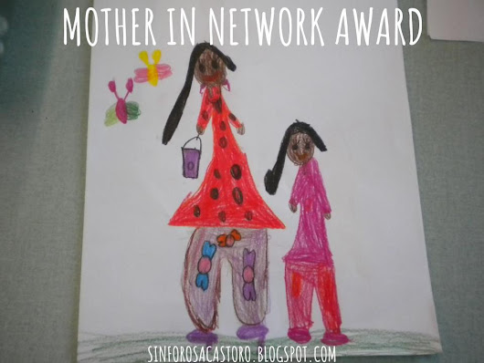 Mother in network award