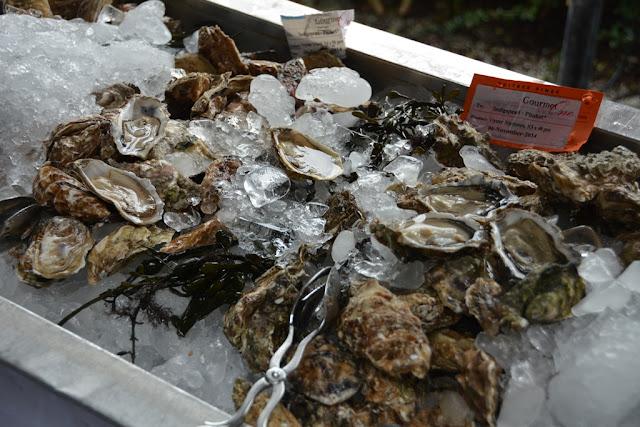 Indigo Pearl Phuket oysters