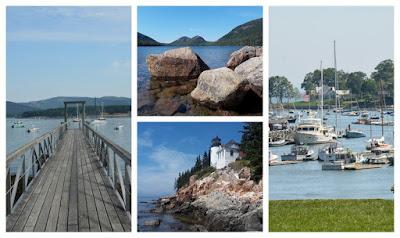 Photos du Maine et d'Acadia National Park