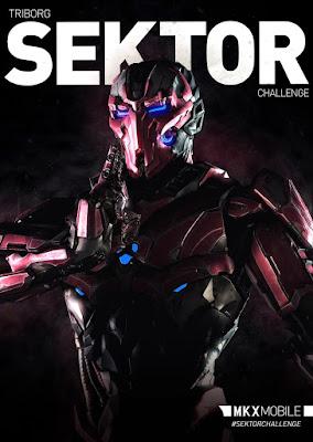 Triborg Sektor - Mortal Kombat X mobile
