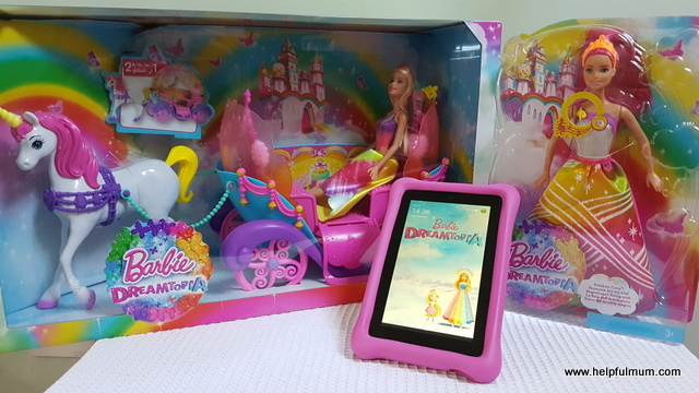 Barbie Dreamtopia World