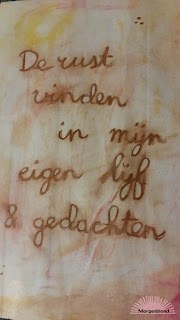 Morgenblond - DIY - Art Journal