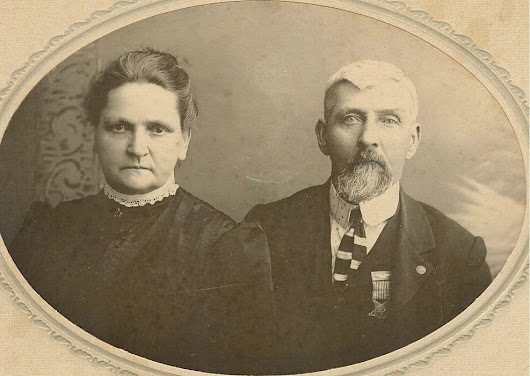 Photograph : Luman Walker LeMasters Jr. & Mary Keziah (Chew) LeMasters | TJL Genes : Preserving Our Family History