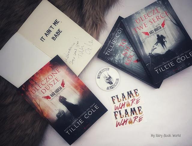FLAME WHORE || TILLIE COLE - ULECZONE DUSZE