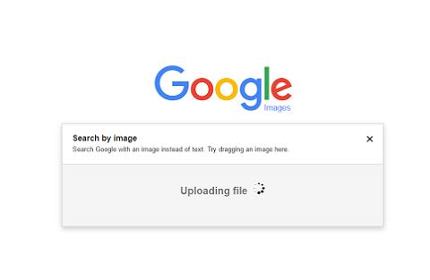 Proses mengunggah Gambar