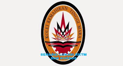 Senarai Lokasi KKTM dan Kursus Kolej Kemahiran Tinggi MARA