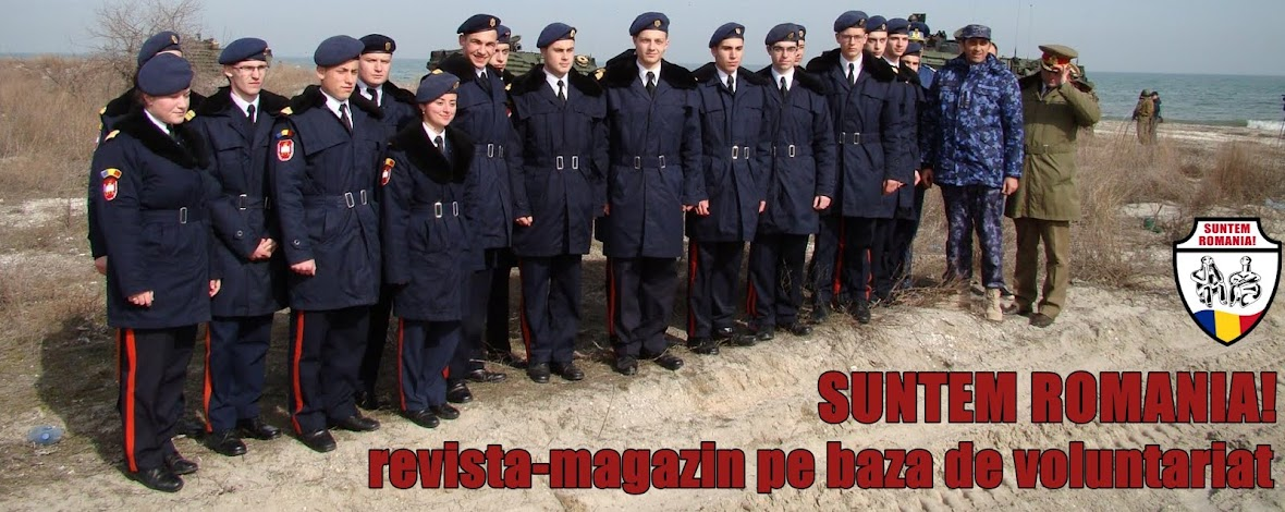 Suntem Romania! Revista-magazin independenta