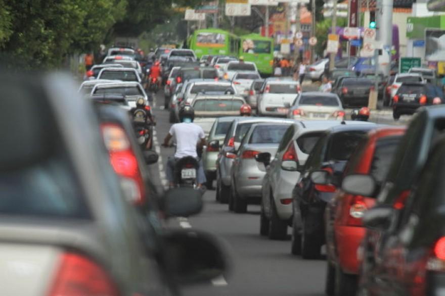 48% da frota de veículos do Piauí está irregular, segundo o Detran