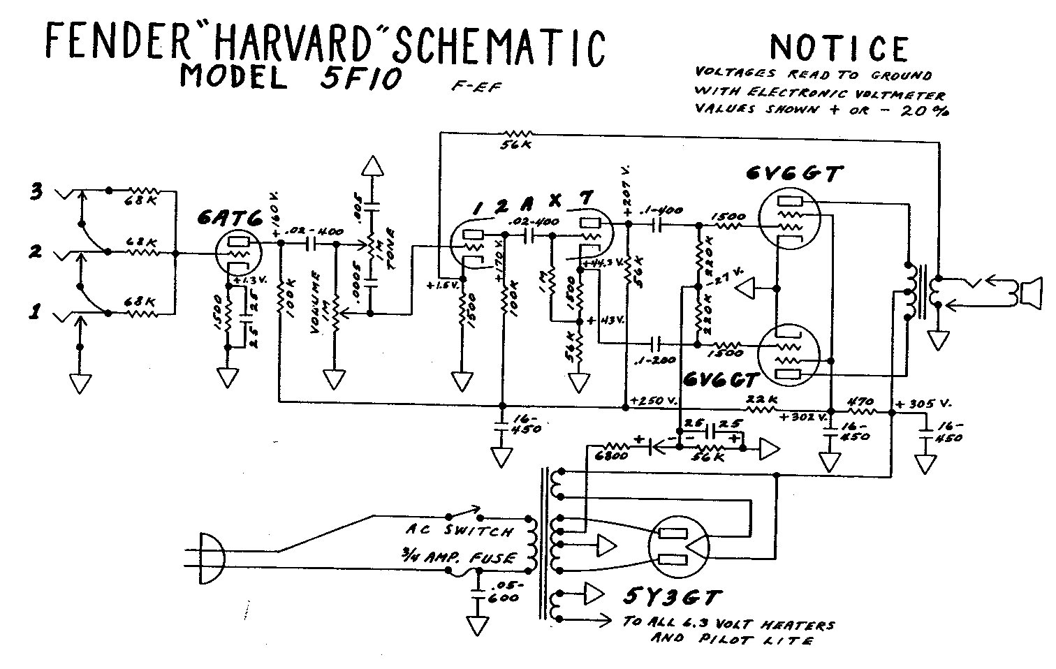 additionally Ab Twin Reverb Layout Diylc further Harvard F Schem likewise Twin D Schem additionally Supertwin. on fender twin amp schematic