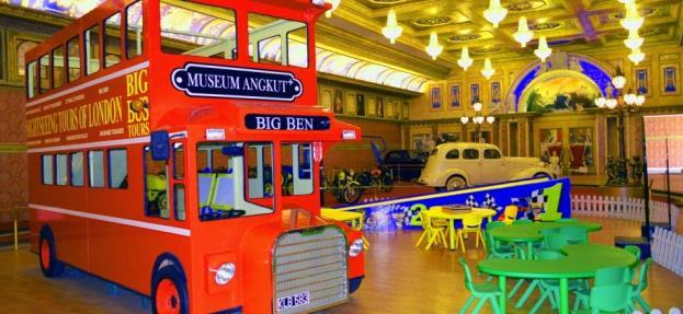 Museum Angkut Tempat Wisata Instagrammable Di Malang Elangg Com
