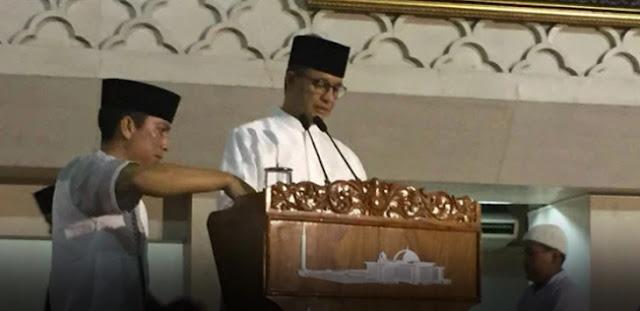 "Jokowi Disemprot Anies, ""Negara Diabaikan, Seakan-akan Kedaulatan Tidak Penting"""