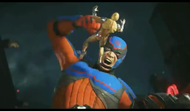 Second Screenshot from Injustice 2's Atom Trailer