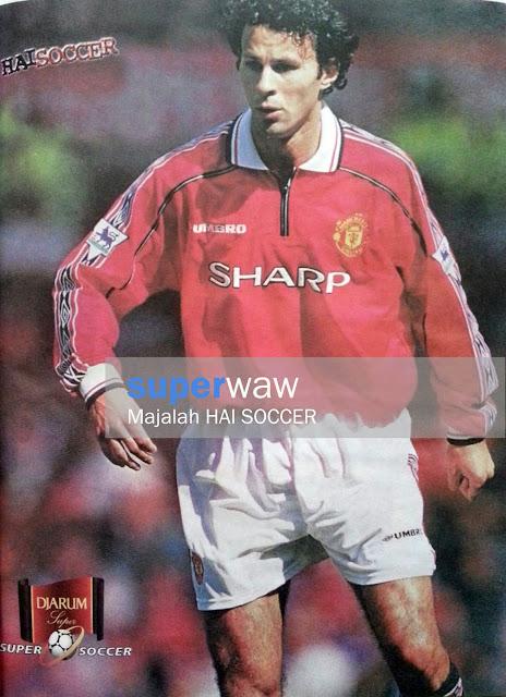Ryan Giggs (Manchester United 1998)