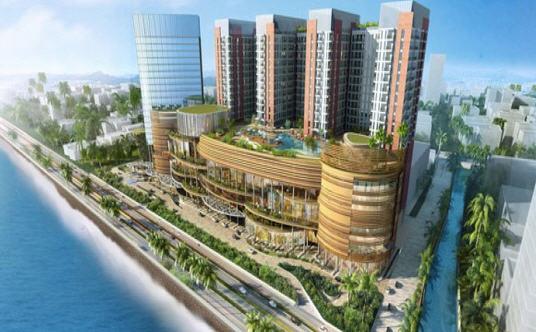 Apartemen Borneo City