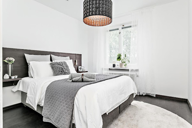Amazing scandinavian home full of light and elegance