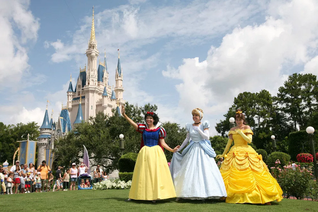 Parque Disney Magic Kingdom en Orlando