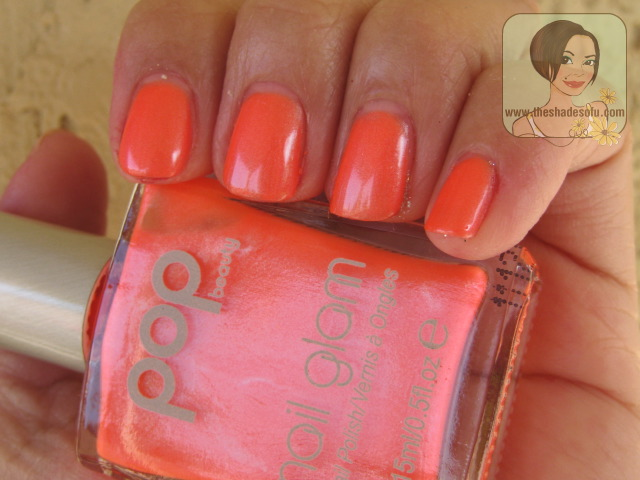 POP Beauty Nail Glam Nail Polish Swatches, Review - The ...
