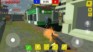 Pixel Fury: Multiplayer in 3D Apk v3.8 (Mod Money)