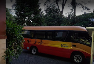 Travel Bandung ke Bekasi