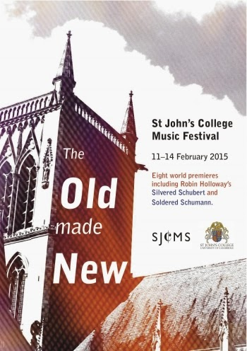 The Old made New - St John's College Music Festival