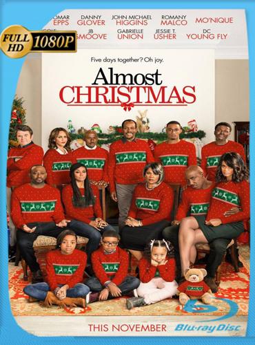 Almost Christmas HD [1080p] Latino Dual [GoogleDrive] TeslavoHD