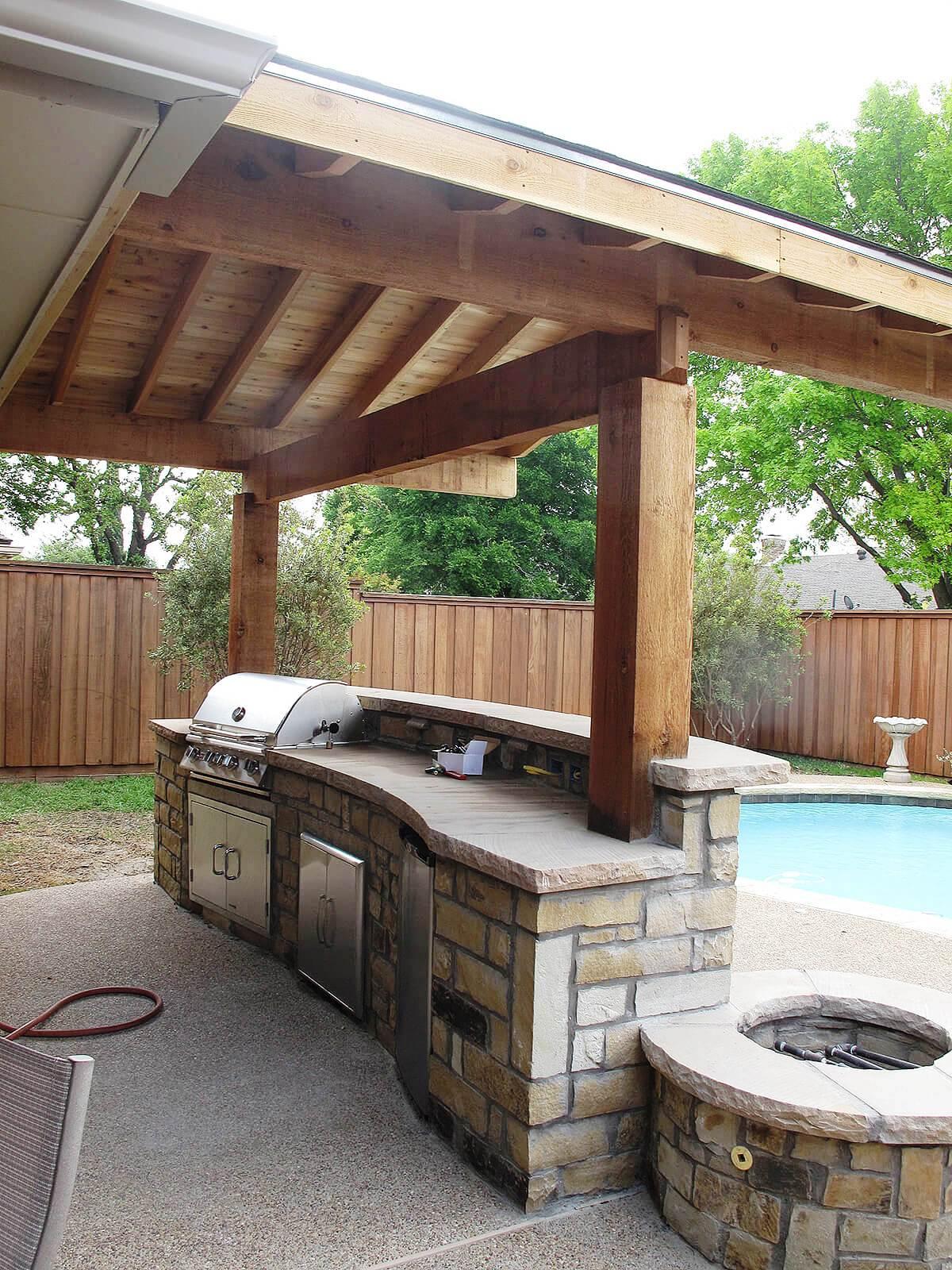 20 Elegant Outdoor Kitchen Design Ideas Will Amaze You ...