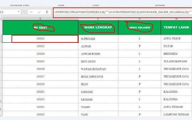 Cara Menampilkan Dan Menyembunyikan Rumus DI Excel
