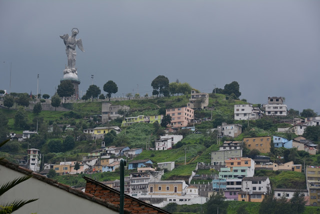 Quito our lady