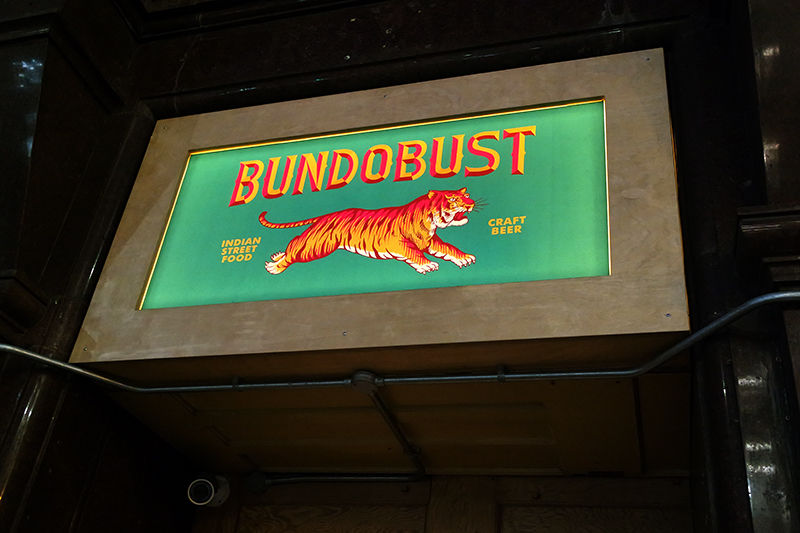 Bundobust Indian Street Food Piccadilly