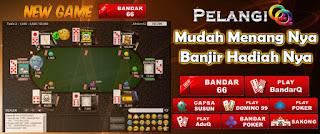 Pelangiqq. Poker Online. Games Terpercaya