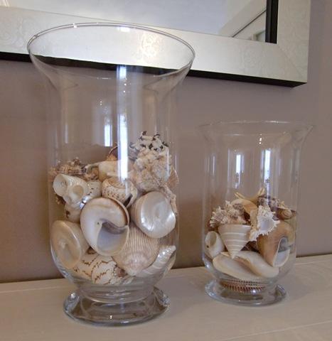 Cosas de palmichula el sonido del mar decorar con conchas for Cosas para decorar el bano