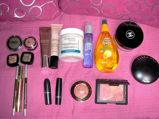 Mes Favoris Août 2013 / My August Favorites