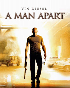 Poster Of A Man Apart In Dual Audio Hindi English 300MB Compressed Small Size Pc Movie Free Download Only At worldfree4u.com