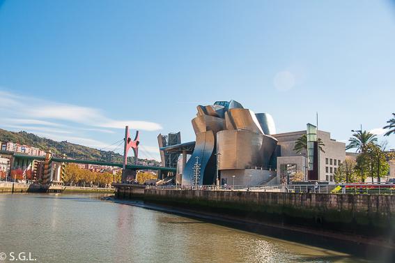 Puente La Salve. Bilbao, la ria y sus puentes