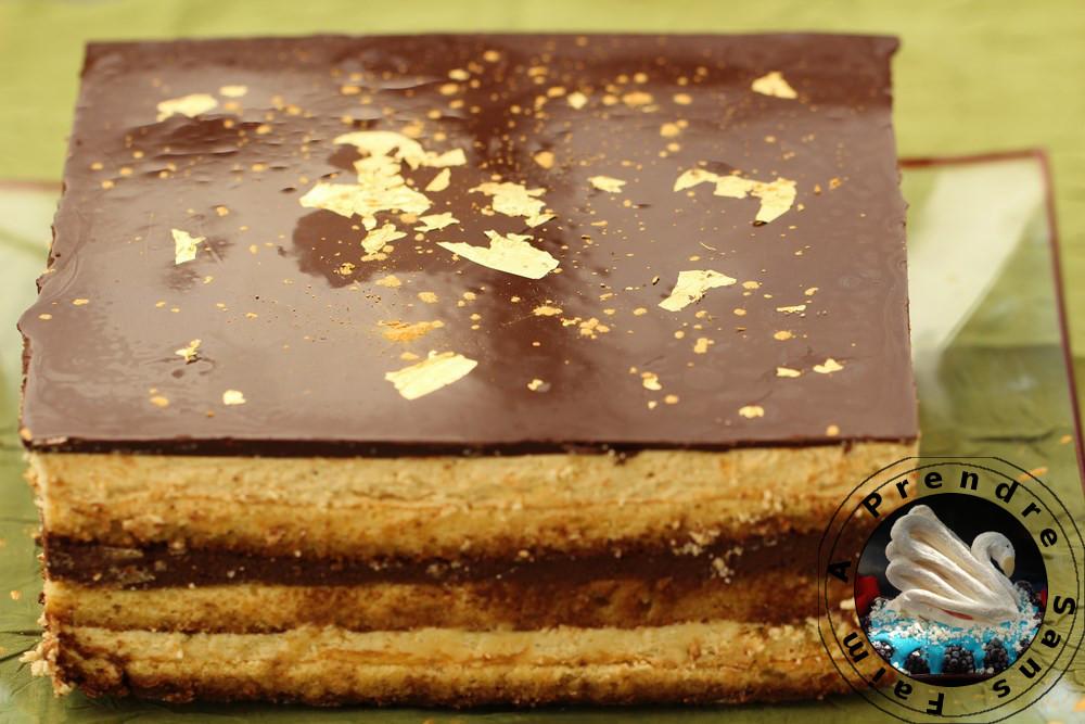 Le biscuit Joconde de Philippe Urraca