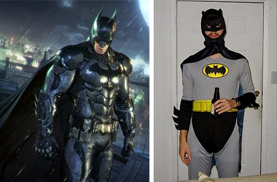 Cosplay Fail- Batman