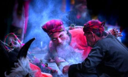 Antara kebudayaan dengan dunia mistis
