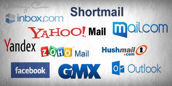 خدمات-إنشاء-بريد-إلكتروني-مجانية